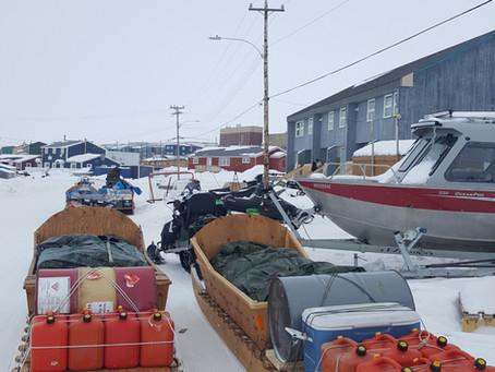 Nunavut unprepared for climate change.