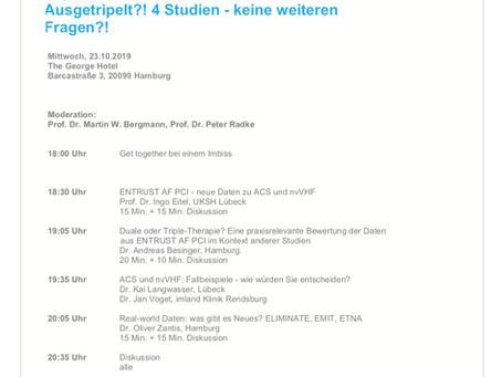 Experten Workshop: Ausgetripelt?! 4 Studien - keine weiteren Fragen?!