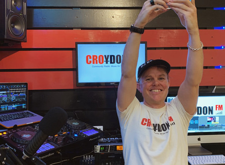 A Catch Up With DJ Struds - His Experience Being A Presenter At Croydon FM For The Past 2 Years