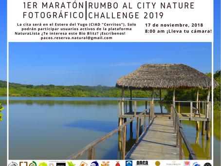 1er Maratón Fotográfico Estero del Yugo