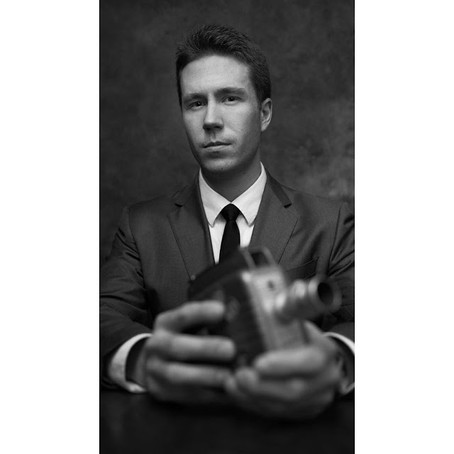 """Justin Kueber"" Filmmaker, Voted Edmonton's Best"