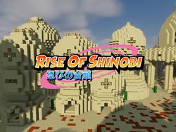 Rise of Shinobi | Serveur Minecraft