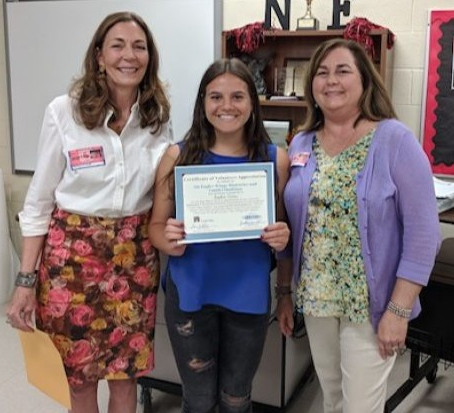 Nation Ford High School Youth Leader Receives Recognition