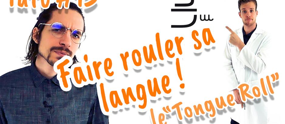 Tuto beatbox #15 - Le roulement de langue (Tongue roll)