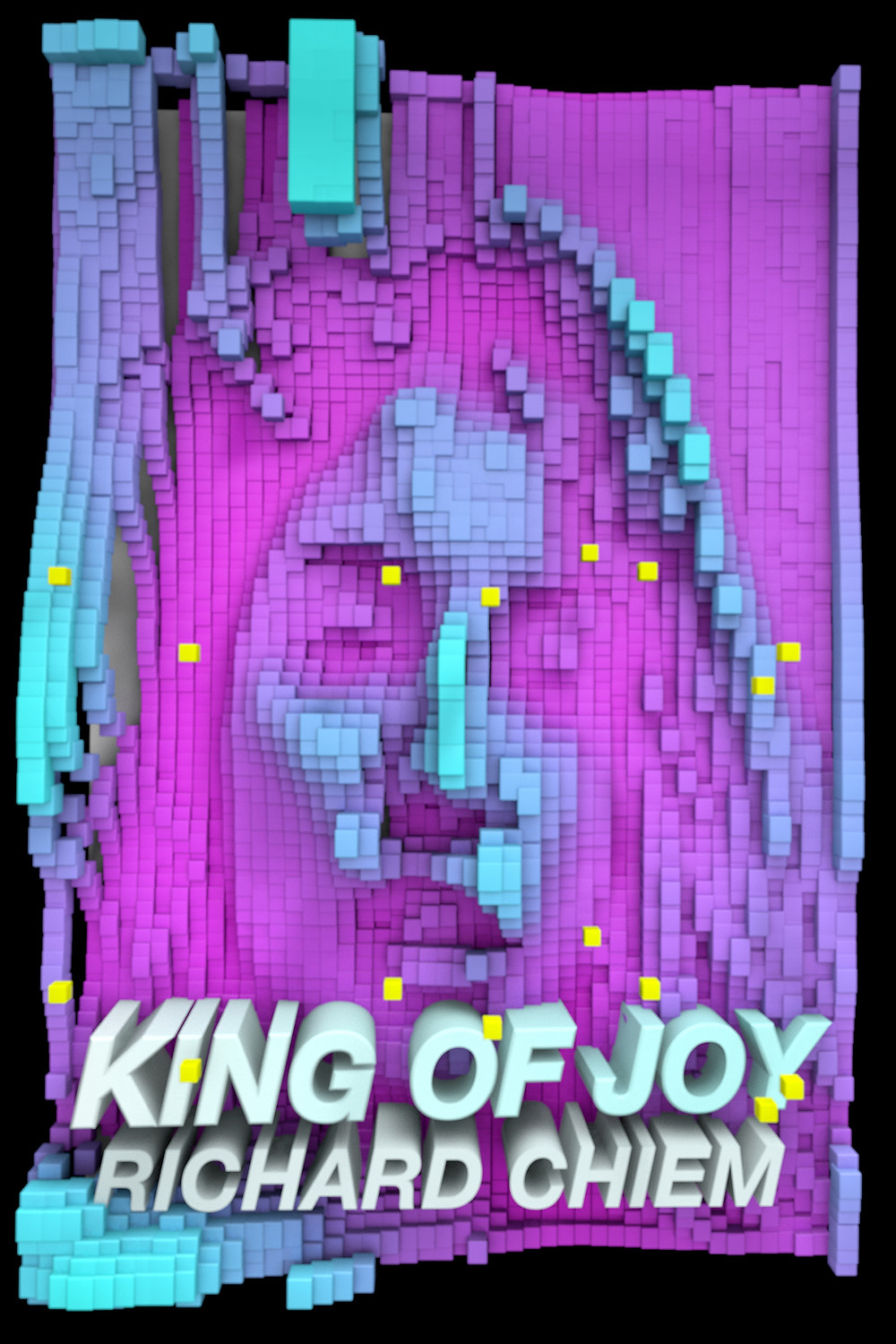 King of Joy by Richard Chiem : the book slut book review
