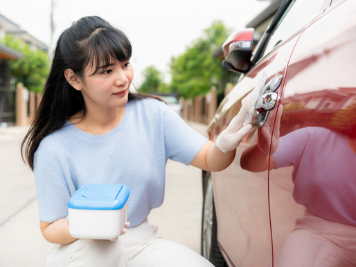 Les conseils de Pharmauto pour désinfecter et nettoyer votre véhicule