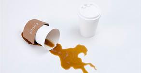 커피얼룩효과가 디스플레이 생산 기술과 관련 있다고?