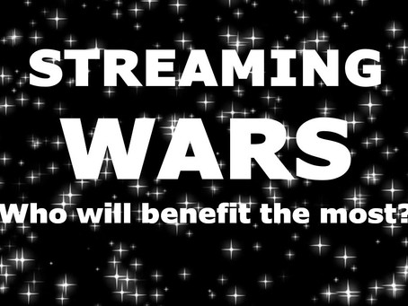 Who will benefit most from Streaming Wars?