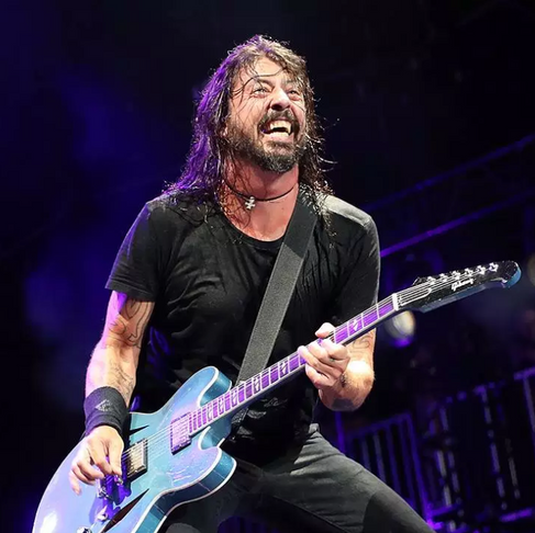 Foo Fighters Prove How F&*^ing Cool They Are by Letting a Kid Cover Metallica On Stage
