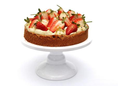 עוגת פיסטוק ללא גלוטן