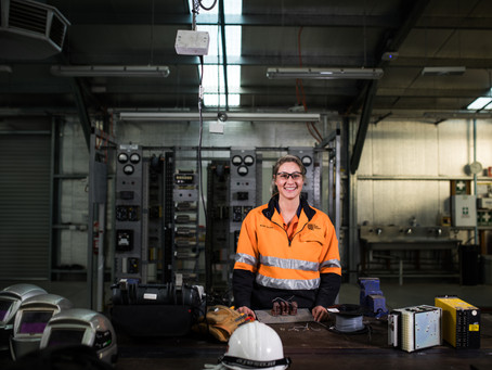 Breaking old stereotypes - Women on the worksite