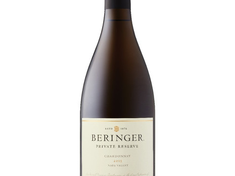 96 pts #wine review @ Beringer Private Reserve Chardonnay 2015