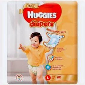 Huggies Gold diapers
