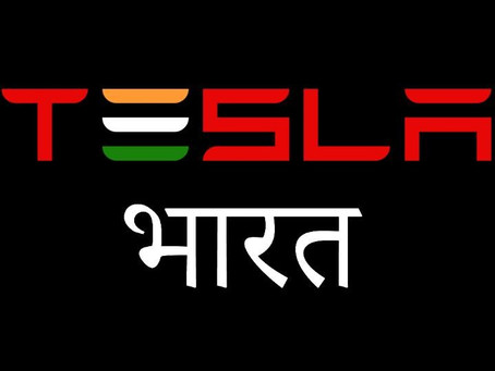 Tesla's (Potential) Roadmap for India