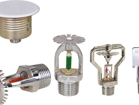 Types Of Fire Sprinkler Systems