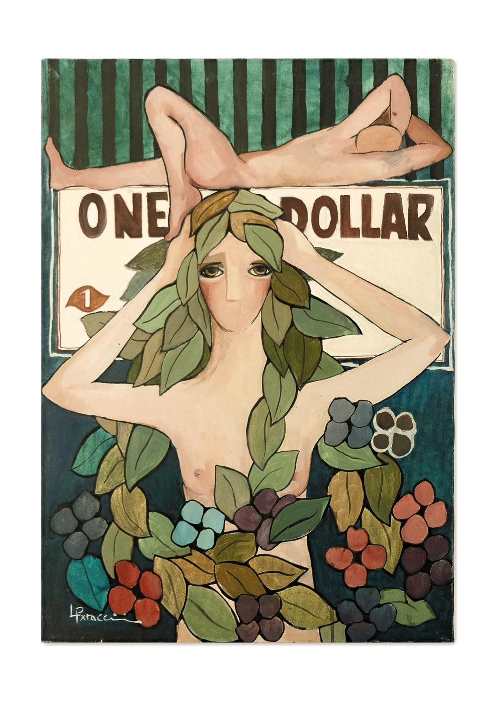 L'uomo Dollaro - Letizia Peraccini