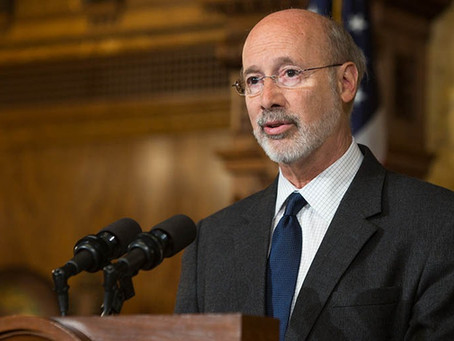 Governor Wolf, Keep Abortion out of your COVID-19 Bill