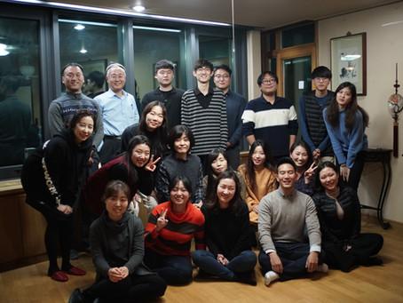 2018 HBF 송년회