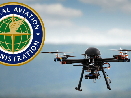 FAA's Recommendations for Tracking Drones