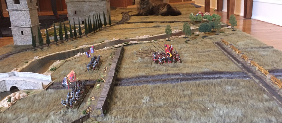 Italian Wars - checking the terrain fits