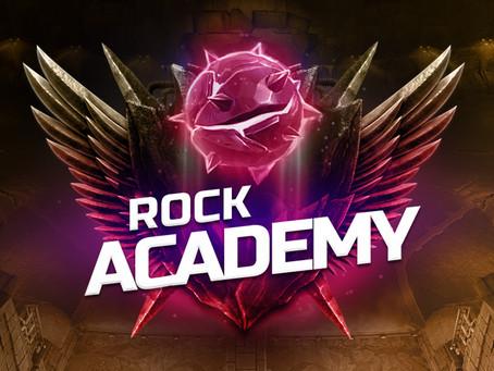 HMM| Destruição no Rock Academy 06/01 - Abertura dos RA's de 2019!