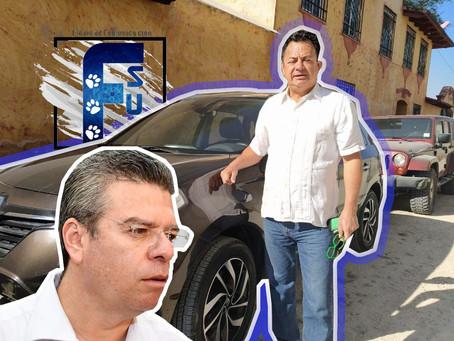 El gobierno de Chiapas trata de INTIMIDARME quitándome mi vehículo: periodista