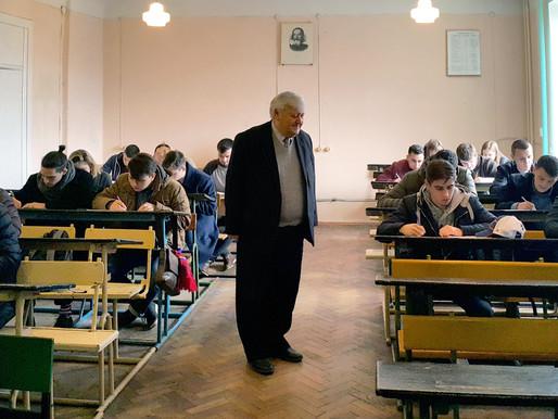 Ректорська контрольна робота студентів групи ПЦБ-18м