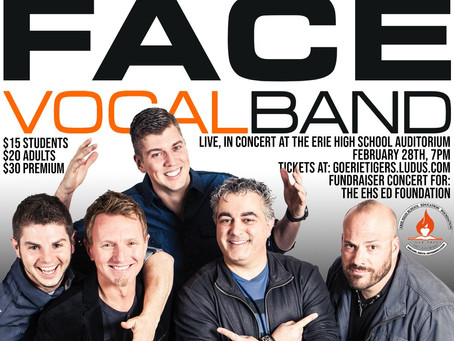 FACE Concert to Fundraise for Scholarships for EHS Graduates