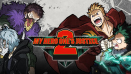 My Hero One's Justice 2 Reveals New Playable Characters and New Features