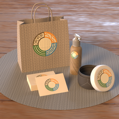 Concept: Wellness Center Product Mockup
