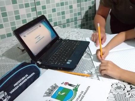 Vargem Grande Paulista disponibiliza videoaulas para alunos da rede municipal