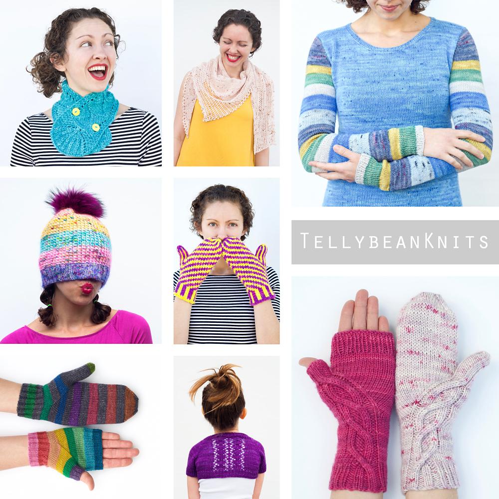 TellybeanKnits by Stephanie Lotven