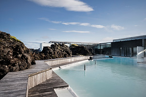 The Silica Hotel at Iceland's Blue Lagoon
