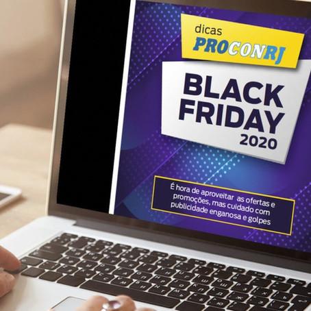 Black Friday: Procon lança lista com 200 sites não recomendados para compra