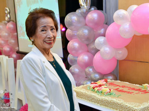 { Norma's 80th Birthday } A Surprise (Oldies) Birthday Celebration at The Grove, Rockwell