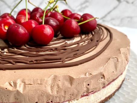 Raw Black Forest Dessert