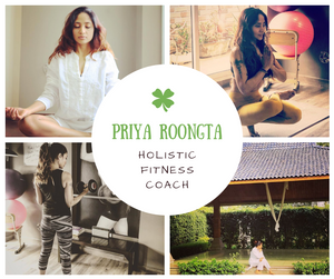 Holistic Fitness Coach - Priya Roongta