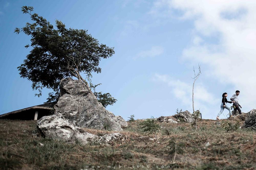 Treasure Mountain Prenup Photos