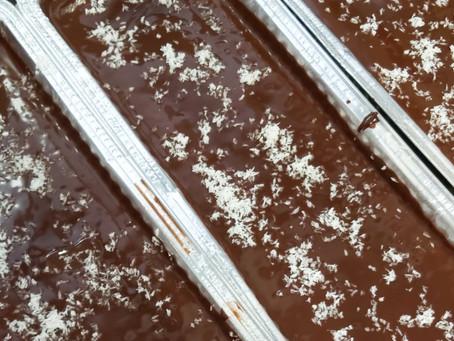 עוגת שוקולד קוקוס לפסח, ללא גלוטן