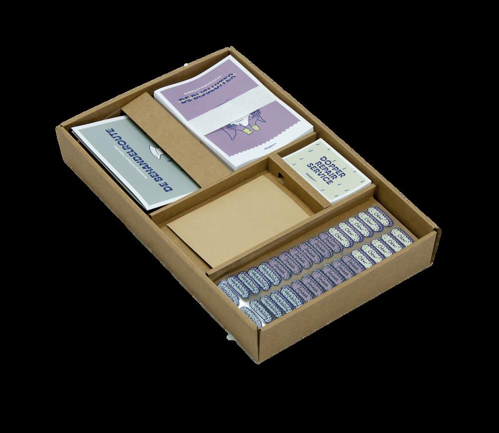 Point of sale - kartonnen dozen