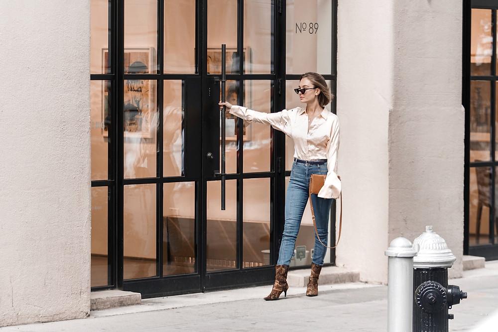 Sustainable Fashion | Slow Fashion | Reformation | Upcycled Fashion | Fashion Blog | Laura Baross | livewcare