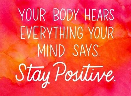 #health #mindbodysoul #staypositive