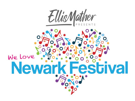 Ellis Mather Presents Newark Festival 2020 Postponement