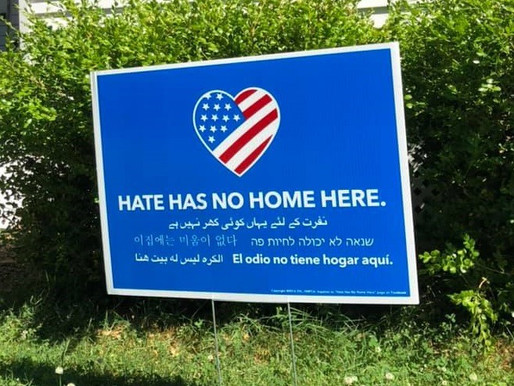 """Hate Has No Home Here"" and the Paradox of Tolerance"