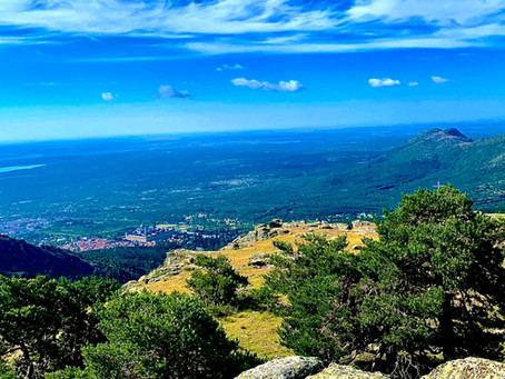 Ruta por el Monte Abantos