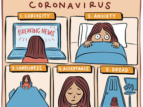 Managing Anxiety After Covid19 Quarantine