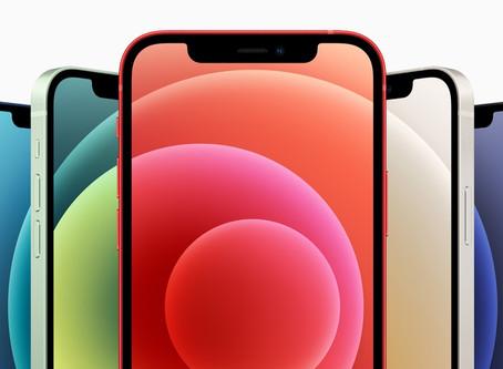 iPhone 12 e iPhone 12 mini são lançados: uma nova era para o iPhone com 5G