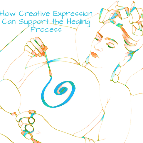 How Creative Expression Can Support the Healing Process