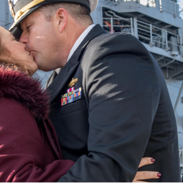 The Navy's Stress Problem—A Spouse's Perspective