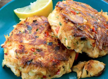 15 Minute Crab Cakes